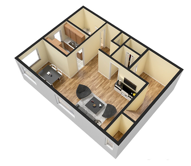 FLOOR PLANS - Short Hills Gardens Apartments for rent in Millburn, NJ
